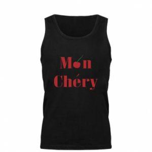 Męska koszulka Mon chery