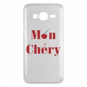 Etui na Samsung J3 2016 Mon chery
