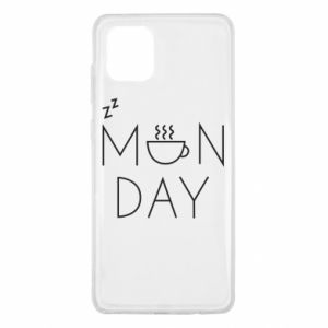 Samsung Note 10 Lite Case Monday
