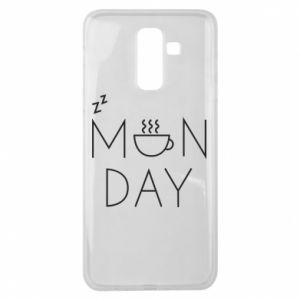 Samsung J8 2018 Case Monday
