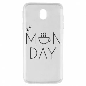 Samsung J7 2017 Case Monday