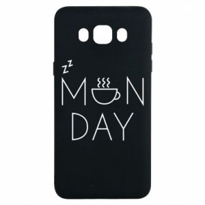 Samsung J7 2016 Case Monday