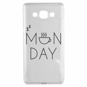 Samsung A5 2015 Case Monday
