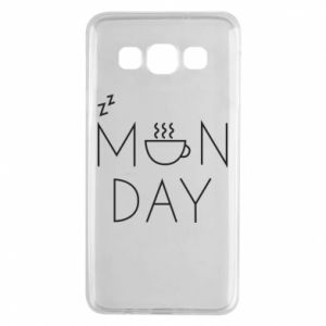 Samsung A3 2015 Case Monday
