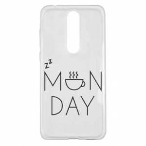 Nokia 5.1 Plus Case Monday