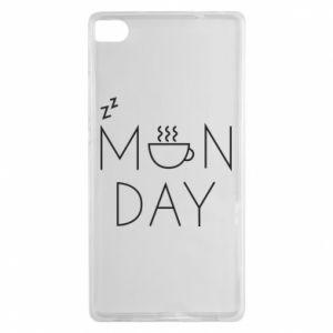 Huawei P8 Case Monday