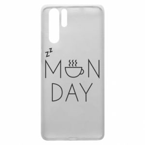 Huawei P30 Pro Case Monday