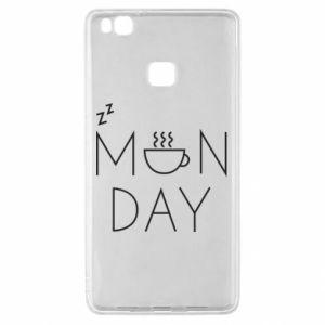Huawei P9 Lite Case Monday
