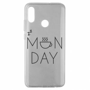 Huawei Honor 10 Lite Case Monday