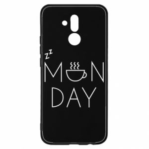 Huawei Mate 20Lite Case Monday