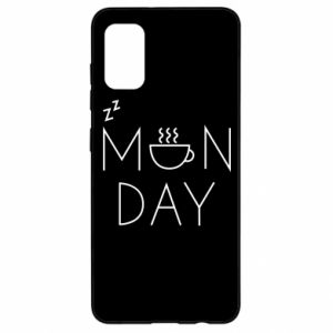 Samsung A41 Case Monday