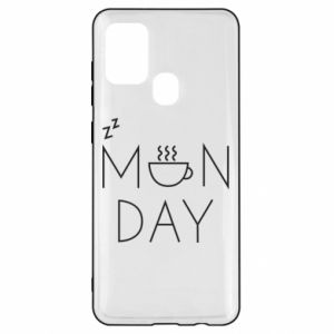 Samsung A21s Case Monday