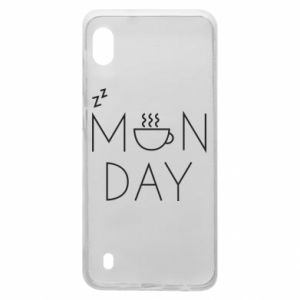 Samsung A10 Case Monday