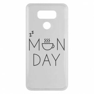 LG G6 Case Monday