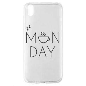 Huawei Y5 2019 Case Monday