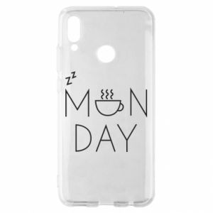 Huawei P Smart 2019 Case Monday