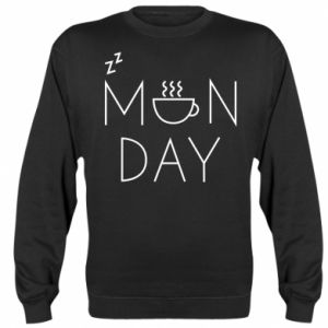 Bluza (raglan) Monday