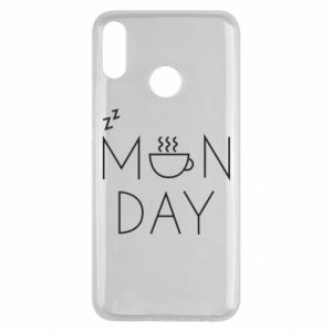 Huawei Y9 2019 Case Monday