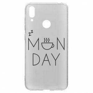 Huawei Y7 2019 Case Monday