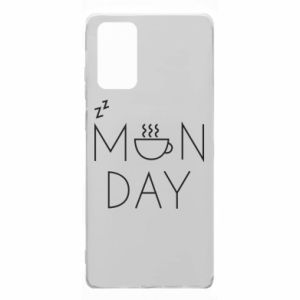 Samsung Note 20 Case Monday