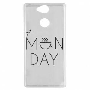 Sony Xperia XA2 Case Monday