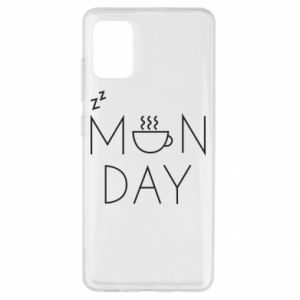 Samsung A51 Case Monday