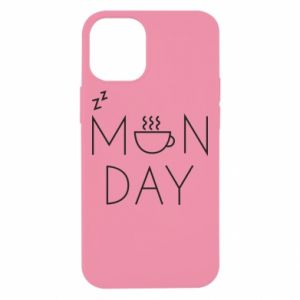 iPhone 12 Mini Case Monday