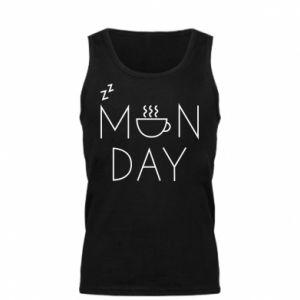 Męska koszulka Monday