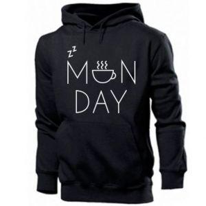 Men's hoodie Monday