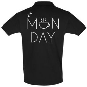 Men's Polo shirt Monday