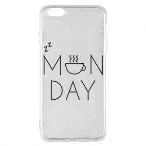 iPhone 6 Plus/6S Plus Case Monday