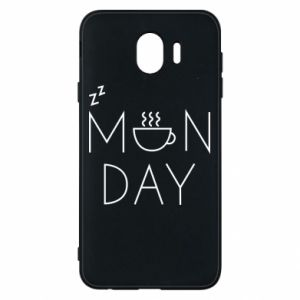 Samsung J4 Case Monday