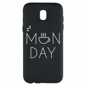 Samsung J5 2017 Case Monday