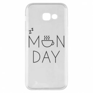 Samsung A5 2017 Case Monday