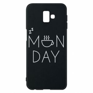 Samsung J6 Plus 2018 Case Monday
