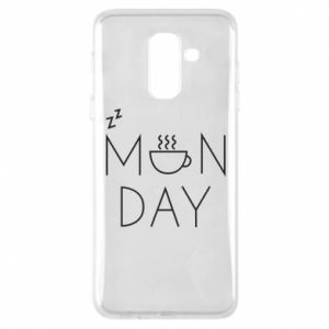 Samsung A6+ 2018 Case Monday