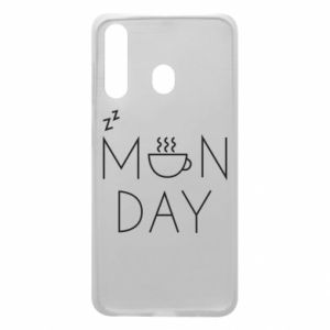 Samsung A60 Case Monday