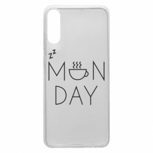 Samsung A70 Case Monday
