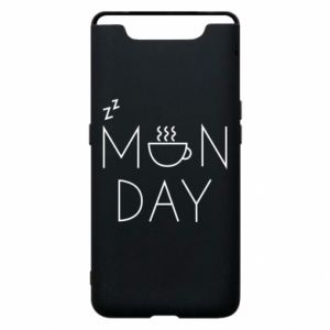 Samsung A80 Case Monday