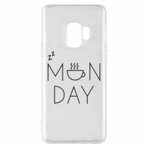 Samsung S9 Case Monday