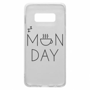 Samsung S10e Case Monday