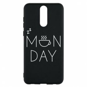 Huawei Mate 10 Lite Case Monday
