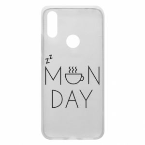 Xiaomi Redmi 7 Case Monday