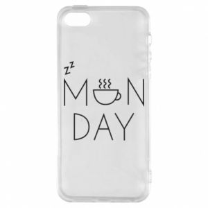 iPhone 5/5S/SE Case Monday