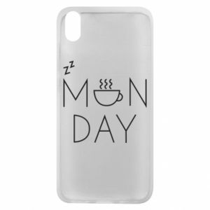 Xiaomi Redmi 7A Case Monday