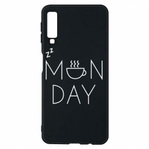 Samsung A7 2018 Case Monday