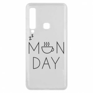 Samsung A9 2018 Case Monday