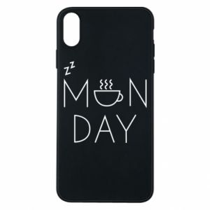iPhone Xs Max Case Monday