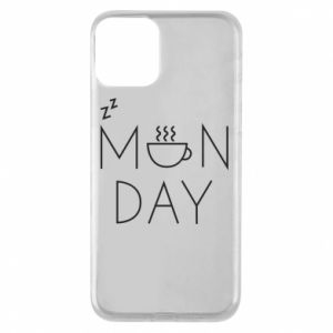 iPhone 11 Case Monday