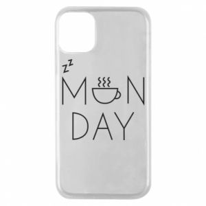 iPhone 11 Pro Case Monday